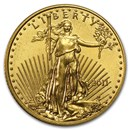2011 1/10 oz American Gold Eagle BU