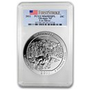 2011 5 oz Silver ATB Olympic MS-69 DMPL PCGS (FirstStrike®)