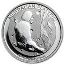 2011 Australia 1 oz Platinum Platypus BU