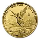 2011 Mexico 1/10 oz Gold Libertad BU