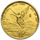 2011 Mexico 1/20 oz Gold Libertad BU