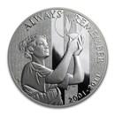 2011-P 9/11 National Medal Proof (w/Box & COA)