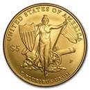 2011-P Gold $5 Commem Medal of Honor BU (w/Box & COA)
