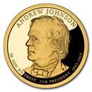 2011-S Andrew Johnson Presidential Dollar Proof
