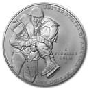 2011-S Medal of Honor $1 Silver Commem BU (w/Box & COA)