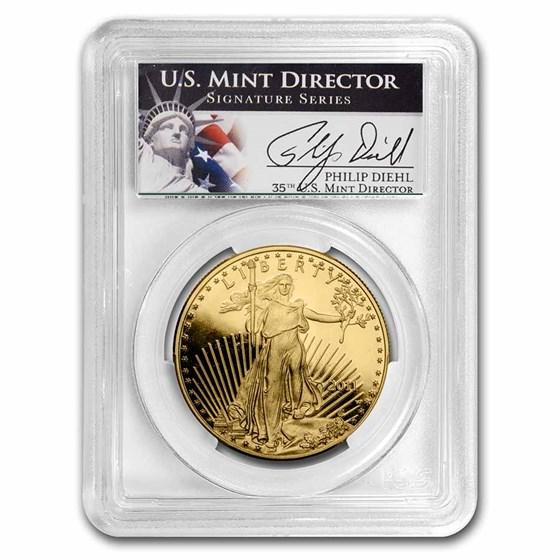 2011-W 1 oz Proof American Gold Eagle PR-69 DCAM PCGS