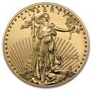 2012 1/2 oz American Gold Eagle BU