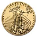2012 1/4 oz American Gold Eagle BU
