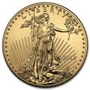 2012 1 oz Gold American Eagle BU