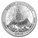 2012 5 oz Silver ATB Hawaii Volcanoes National Park, HI