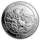 2012 5 oz Silver ATB (Random Park, Scruffy)