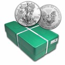 2012 500-Coin Silver Eagle Monster Box (WP Mint, Sealed)