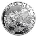 2012 Armenia 1 oz Silver 500 Drams Noah's Ark BU