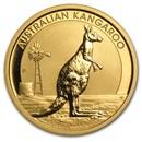 2012 Australia 1/2 oz Gold Kangaroo BU