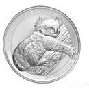 2012 Australia 1 kilo Silver Koala BU
