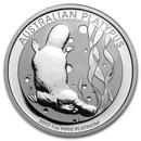 2012 Australia 1 oz Platinum Platypus BU