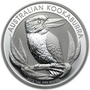 2012 Australia 1 oz Silver Kookaburra BU
