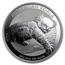 2012 Australia 10 oz Silver Koala BU
