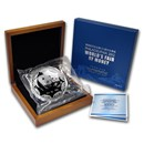 2012 China 5 oz Silver Panda Philadelphia ANA Coin Show Medal