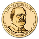 2012-P Grover Cleveland Presidential Dollar BU (1st Term)