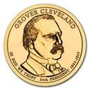 2012-P Grover Cleveland Presidential Dollar BU (2nd Term)