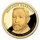 2012-S Benjamin Harrison Presidential Dollar Proof