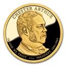 2012-S Chester Arthur Presidential Dollar Proof
