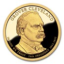2012-S Grover Cleveland Presidential Dollar Proof (2nd Term)