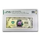 2013 $1.00 Disney Villains & Heroes Ursula Gem CU-66 EPQ PMG