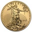 2013 1/4 oz American Gold Eagle BU