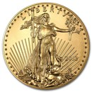 2013 1 oz American Gold Eagle BU