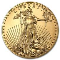 2013 1 oz American Gold Eagle BU