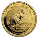 2013 Australia 1 oz Gold Kangaroo BU