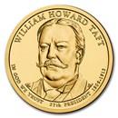 2013-D William Howard Taft Presidential Dollar BU
