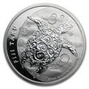 2013 Fiji 1/2 oz Silver $1 Taku BU