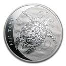 2013 Fiji 5 oz Silver $10 Taku BU