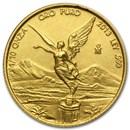 2013 Mexico 1/10 oz Gold Libertad BU