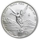 2013 Mexico 1/20 oz Silver Libertad BU