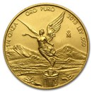 2013 Mexico 1/4 oz Gold Libertad BU