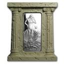 2013 Niue 2 oz Silver $5 Gods of Ancient Greece Proof (Aphrodite)