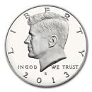 2013-S Silver Kennedy Half Dollar Gem Proof