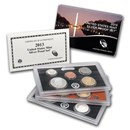 2013-S Silver Proof Set