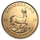 2013 South Africa 1 oz Gold Krugerrand BU
