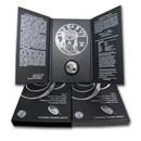 2013-W 1 oz Proof Platinum American Eagle (w/Box & COA)