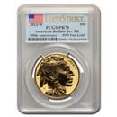 2013-W 1 oz Reverse Proof Gold Buffalo PR-70 PCGS (FirstStrike®)