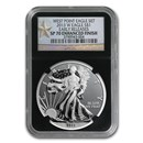 2013-W American Silver Eagle SP-70 NGC (ER, Enhanced Finish)