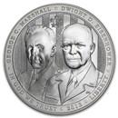2013-W Five Star General $1 Silver Commem BU (w/Box & COA)