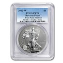 2013-W Reverse Proof American Silver Eagle PR-70 PCGS