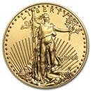 2014 1/10 oz American Gold Eagle BU