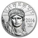 2014 1 oz American Platinum Eagle BU